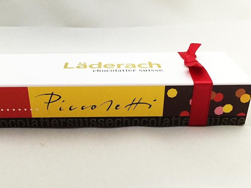 スイスのチョコ『レダラッハ』